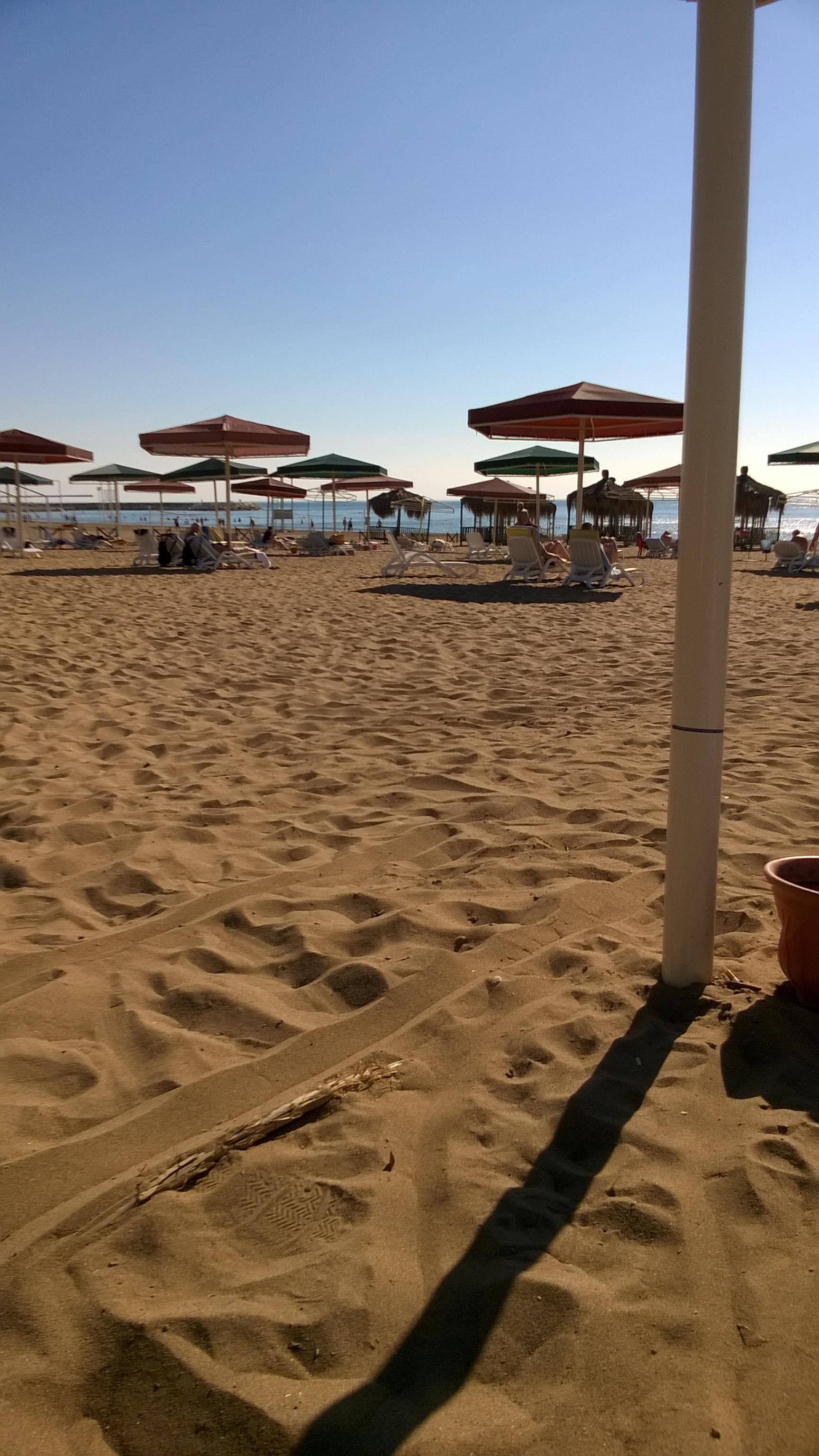 Strand mit WLAN!!!11einself