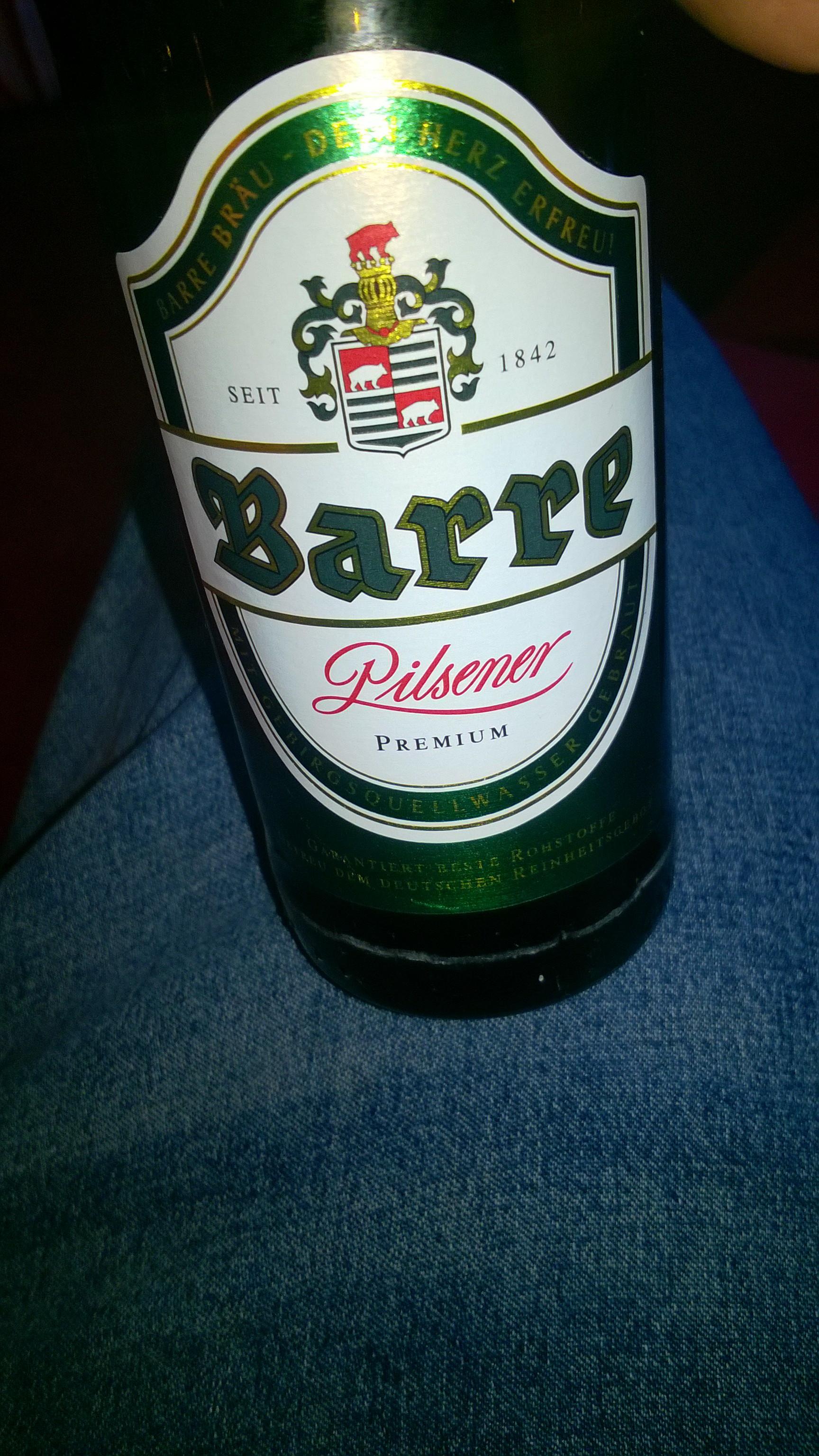 Ein Bier, zsswei Bier, mehr Bier